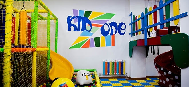 Детская игровая комната Kidzone, 2