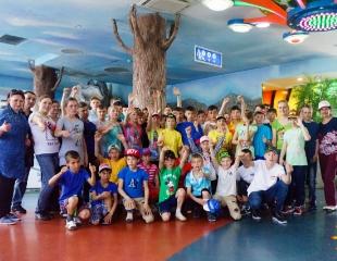 Благотворительный сбор средств ко Дню защиты детей от общественного фонда Дар. Подарите детям заботу!