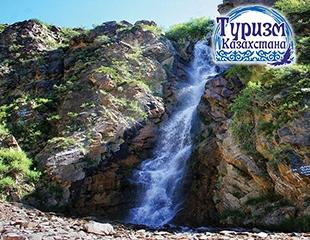 Увлекательное путешествие на Тургеньские водопады и озеро Иссык от компании «Туризм Казахстана» со скидкой 34%!