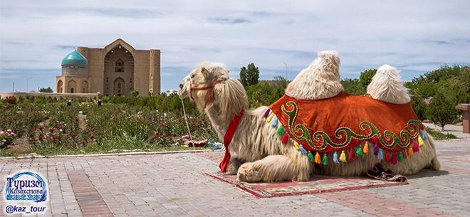Компания «Туризм Казахстана», 1