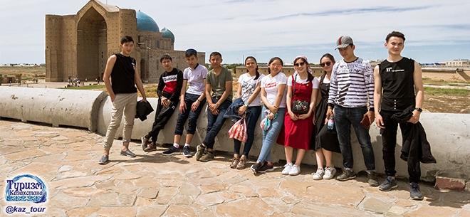 Компания «Туризм Казахстана», 6