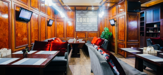 London Restobar, 1