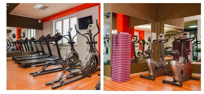 City Gym, 1