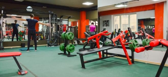 City Gym, 3