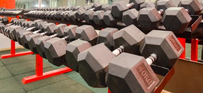City Gym, 5