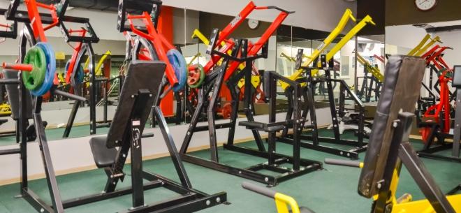 City Gym, 6