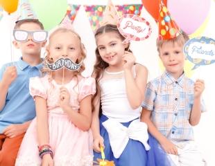 Проведите незабываемый детский праздник! Аниматоры, квесты, фокусы, шоу талантов, мыльные пузыри и дискотека от Happy Day со скидкой 50%!