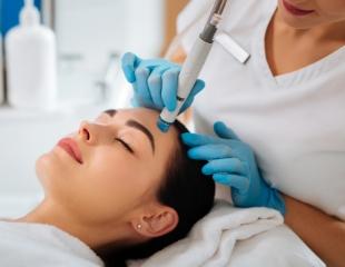 Гладкая и подтянутая кожа подарит Вам чувство совершенства! Чистка кожи, маска для лица, а также улиткотерапия в салоне L.A.K. Sherry со скидкой 50%!