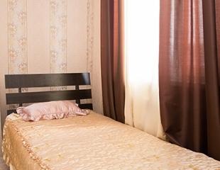 Проживание в комфортабельных номерах «Люкс» и «Стандарт», а также посещение хамама и русской парильни в комплексе «Береке» со скидкой 50%!