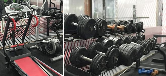 Тренажерный зал Hardcore Gym, 3