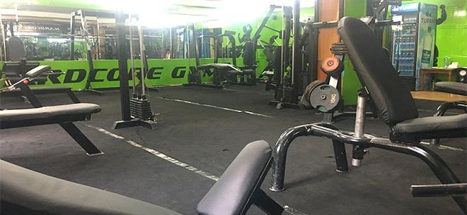 Тренажерный зал Hardcore Gym, 6