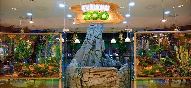 Контактный мини-зоопарк EVRIKUM Zoo, 6
