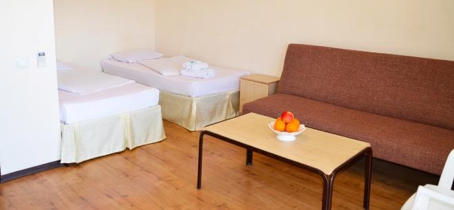 Отель «Бриз» на озере Алаколь, 7