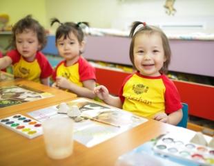 Маленькая Англия для Ваших малышей! Посещение детского сада Britannica с углубленным изучением английского языка со скидкой до 55%!