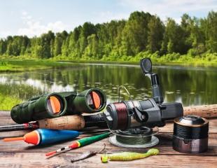 Самое необходимое! Наборы для рыбалки, удочки и спиннинги со скидкой 30% от компании Realshop.kz!