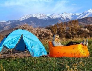 Не сиди дома — наслаждайся природой от души! Скидка до 55% на аренду туристического оборудования от компании Hike.kz
