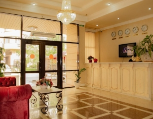Комфорт и уют! Проживание в одноместных и двухместных номерах со скидкой 46% в отеле KaAiEr в г. Алматы!