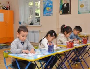Экспресс подготовка к школе на казахском языке и комплексное развитие для детей от 3 до 5 лет от детского центра Oscar со скидкой от 55%!