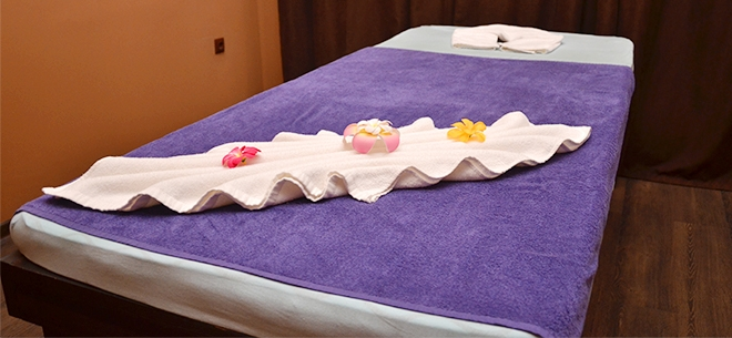 In Thai Massage and SPA, 2