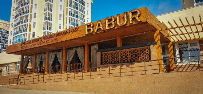 Рестобар BABUR, 10