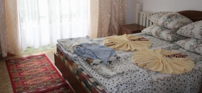 Санатории МОКР на Иссык-Куле, 2