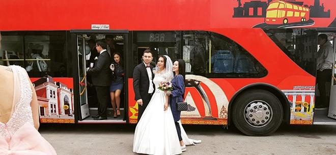 Экскурсионный автобус RedBus, 5