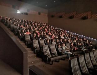 Star Wars, Матрица, Унесенные призраками и другие шедевры кинематографа на большом экране! Станьте членом киноклуба Almaty Widescreen Experience!