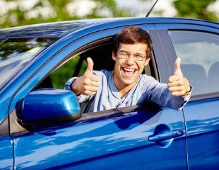 Смени статус «пешеход» → «водитель»! Полный курс обучения в автошколе «БНК авто» + практика + экспресс-подготовка к сдаче экзамена со скидкой 60%!