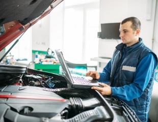 Диагностика автомобилей и мототехники со скидкой до 87% от Kosmos Auto!