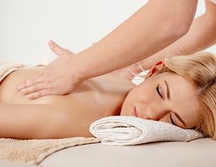 Время отдыхать! Классический, лечебный, антицеллюлитный и баночный массаж от мастера Молдир со скидкой до 91%!