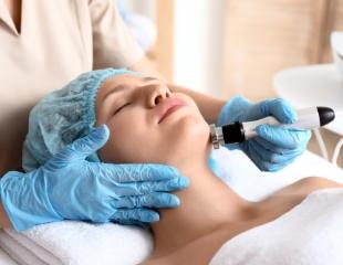 Возвращаем молодость! RF-лифтинг различных зон со скидкой до 71% от косметолога Альбины!
