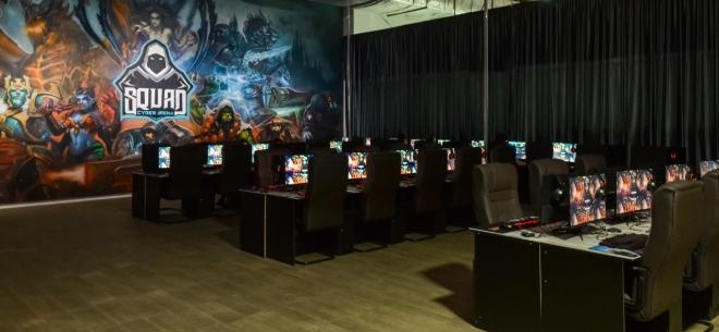 Игровой клуб SQUAD cyber arena, 4