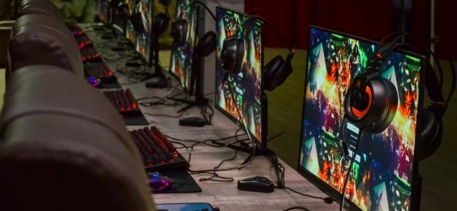 Игровой клуб SQUAD cyber arena, 6
