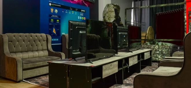 Игровой клуб SQUAD cyber arena, 8