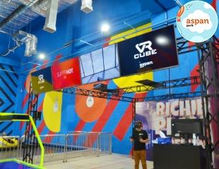 Виртуальная реальность, настоящие эмоции! Игры для каждого в VR Cubе в ТРЦ Forum Almaty со скидкой 50%!