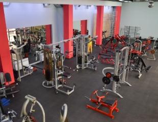 Безлимитные занятияс тренеромвновомтренажерномзалеTUMARсети Enjoy Fitnessсо скидкой до 50%!