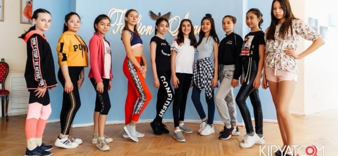 Детский лагерь в школе Fashion Angels, 6