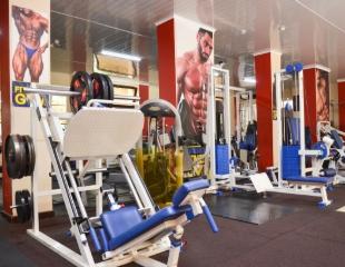 Железная воля — железное тело! Дневные и безлимитные абонементы на 1, 3, 6, 12 месяцев со скидкой от Fitness Gym со скидкой до 60%!