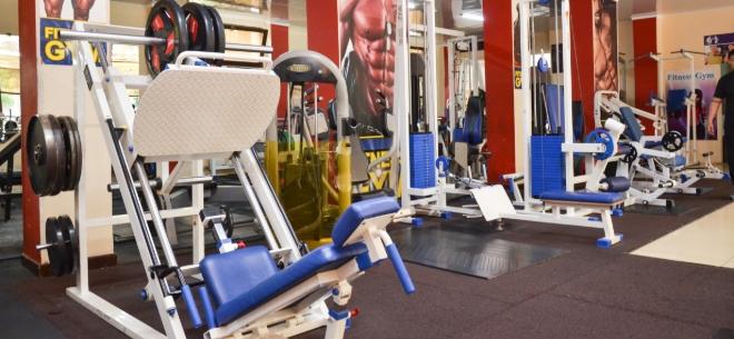 Fitness Gym, 1