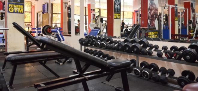 Fitness Gym, 4