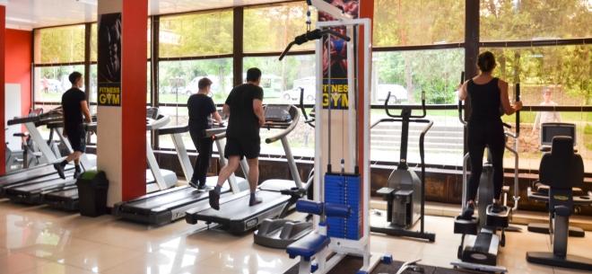 Fitness Gym, 5