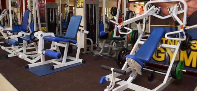 Fitness Gym, 6