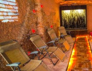 Отдохните с пользой! Посещение соляной пещеры «Сольнышко» со скидкой до 51%!