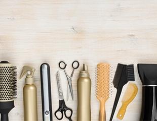Стрижки, укладки, окрашивание, ламинирование и завивка волос в салоне красоты «EVA» со скидкой до 66%!