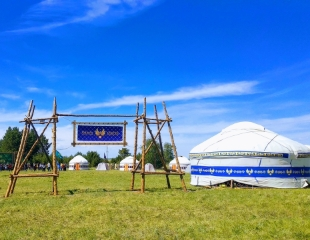 Создайте свое ханство в традициях Великой cтепи! Скауты Казахстана приглашают Ваших детей в детский юрточный лагерь NOMADS CAMP со скидкой 30%!