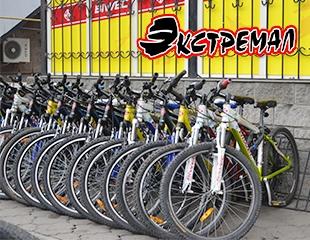 Прокат велосипедов, самокатов, палаток, спальных мешков, карематов и трекинговых палок в сети спортивных магазинов «Экстремал» со скидкой до 50%!