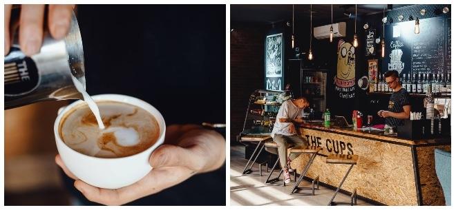 Кофейня The Cups, 4
