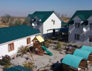 Проживание в номерах класса «Стандарт» и «Эконом» со скидкой до 50% в зоне отдыха ALNUR на горячих источниках Чунджи!