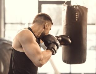 Будь сильным, будь лучшим! Занятия боксом для взрослых и детей в школе бокса The Ring в Nazarbayev University со скидкой до 62%!
