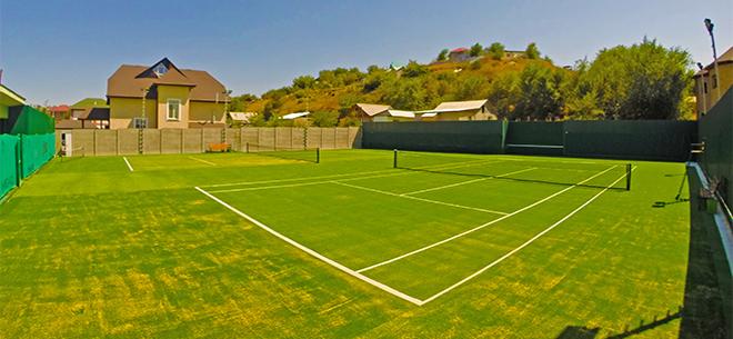 Family tennis club, 8